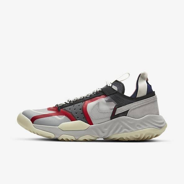 Hommes Jordan Bleu Chaussures. Nike LU