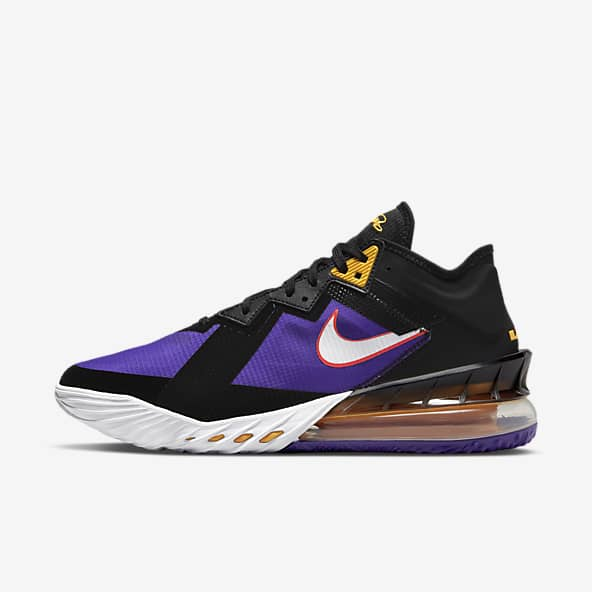 Hommes Nike Basketball Chaussures. Nike LU