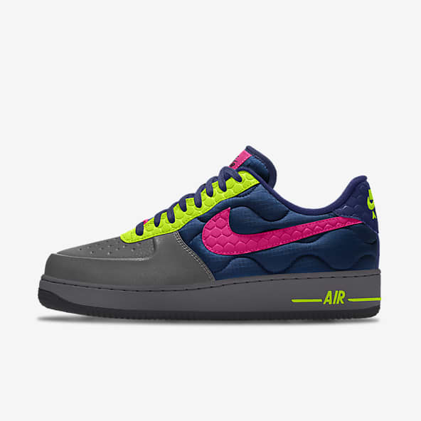 tos Bosque Leeds  Custom Air Force 1 Shoes. Nike.com