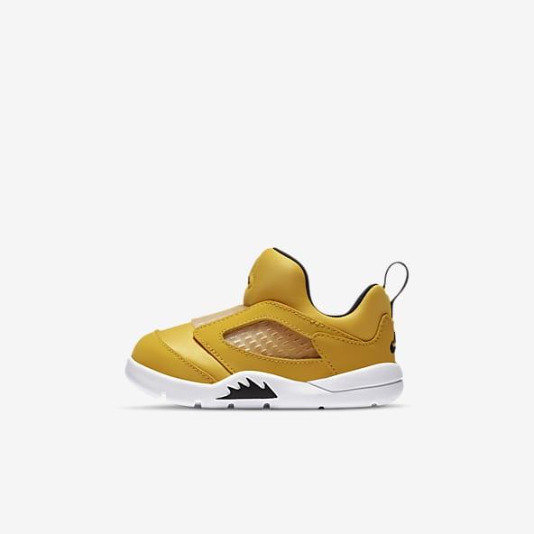 Jordan Jaune Chaussures. Nike FR
