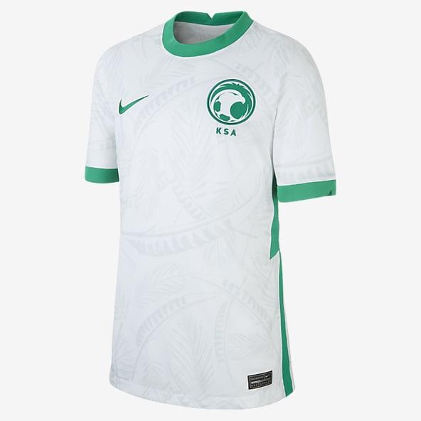 Calcio Arabia Saudita Kit & Maglie. Nike IT