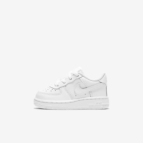 air force 1 nere e verdi bimbo