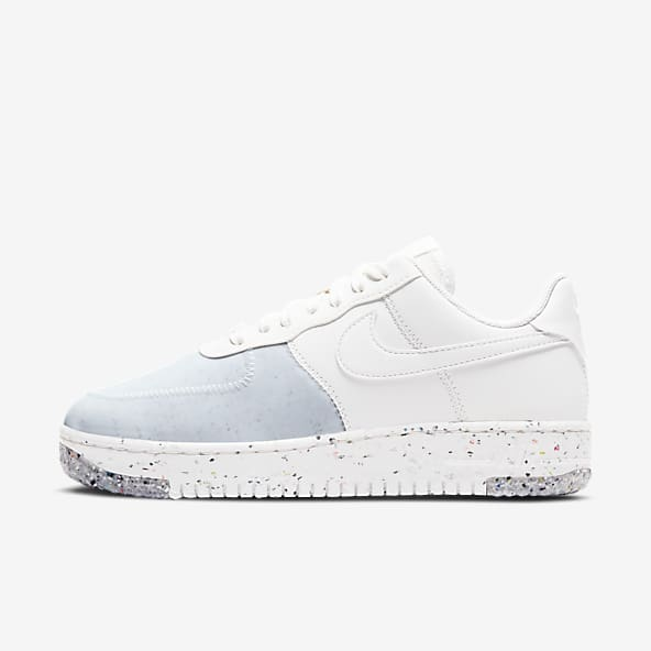 nike air force 1 donna bianche e blu