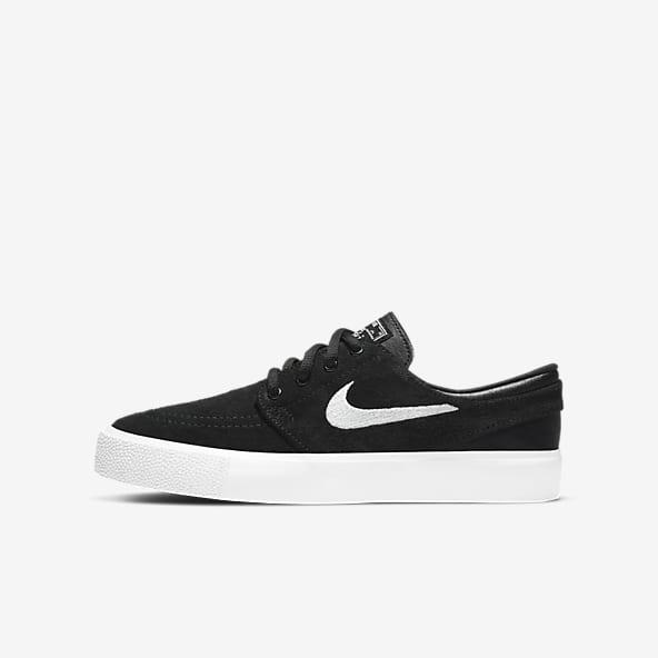 Enfant Skate Chaussures. Nike LU
