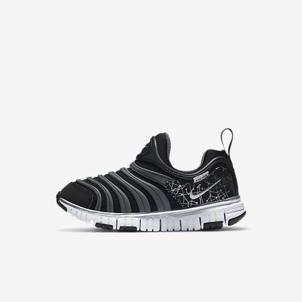 black nike free shoes