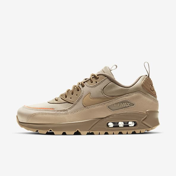 Hommes Marron Chaussures. Nike CA