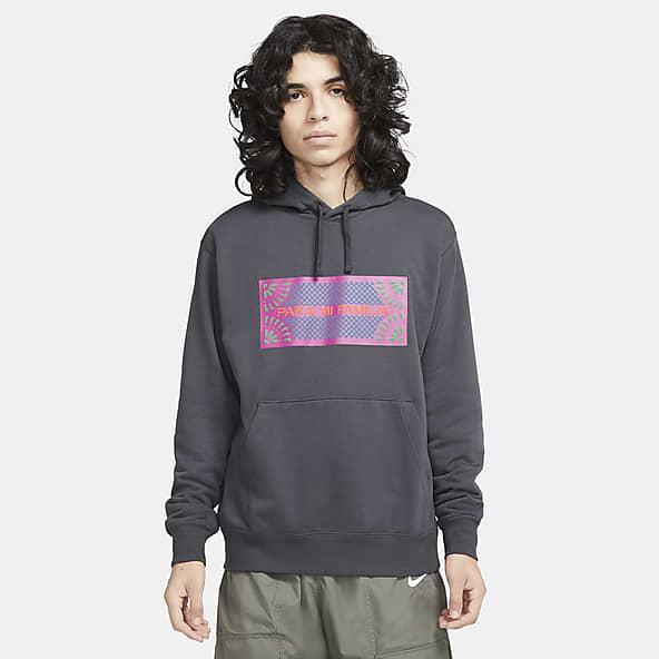 Haz lo mejor que pueda presentar Presentador  Hombre Sudaderas con capucha y sudaderas sin cierre. Nike MX