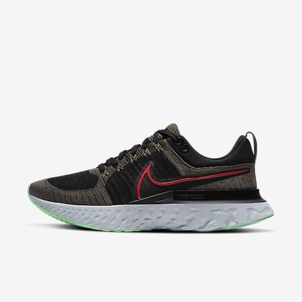 pista Polémico Esplendor  Nike React Running Shoes. Nike.com