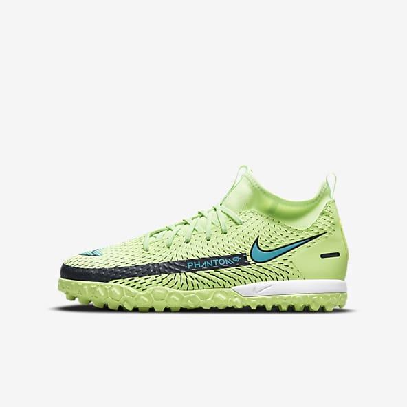 Vert Chaussures. Nike LU