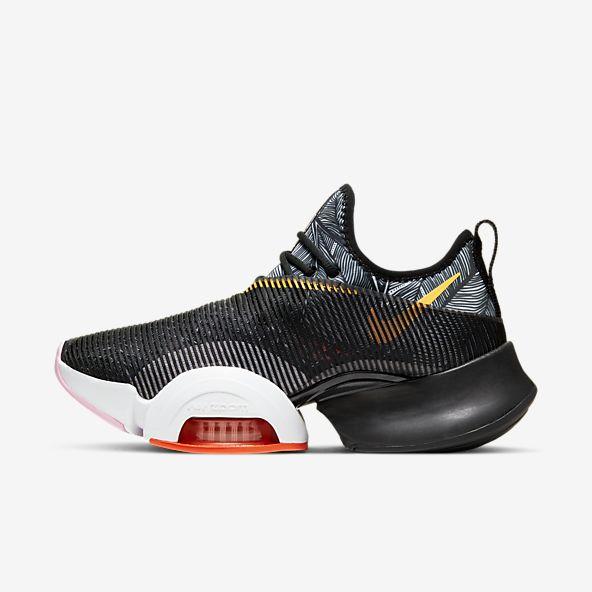 chaussure nike femme noir