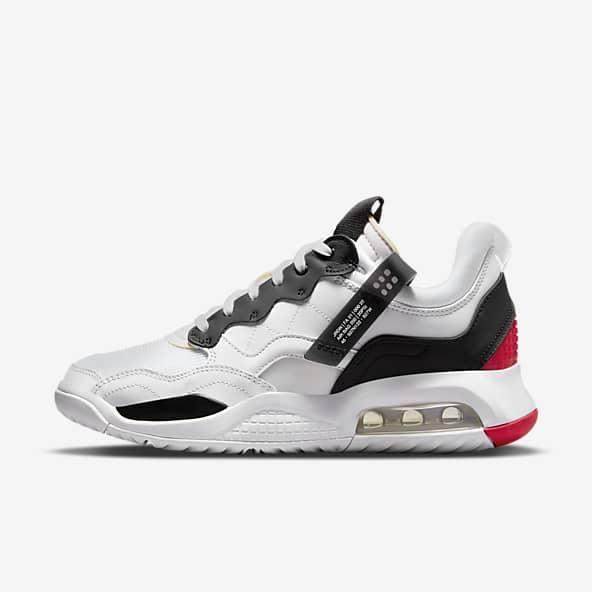 Hommes Jordan Blanc Chaussures. Nike LU