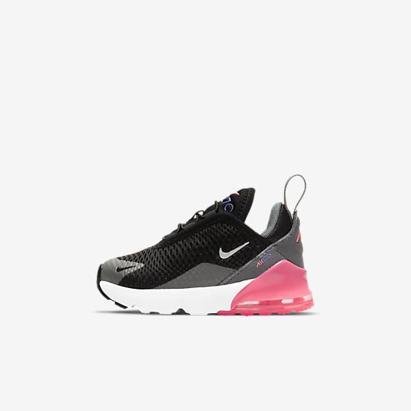 scarpe da ginnastica nike air max nere bimbo