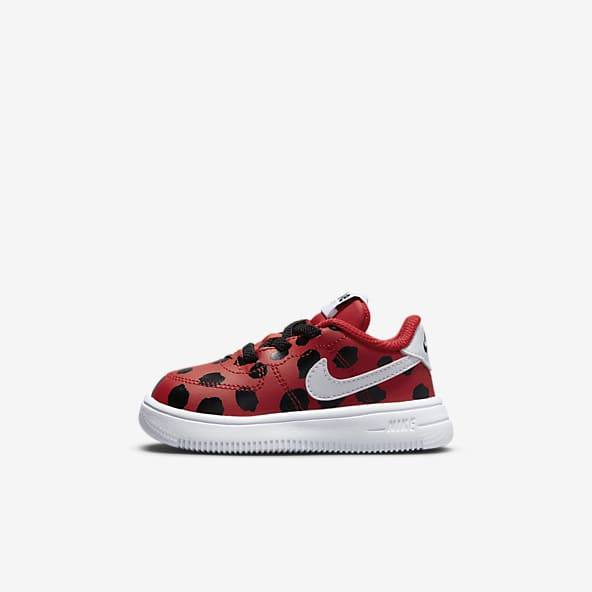 Rosso Air Force 1 Scarpe. Nike IT