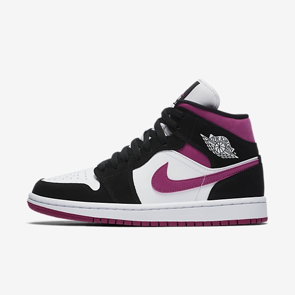 nike jordan mujer zapatillas rosas
