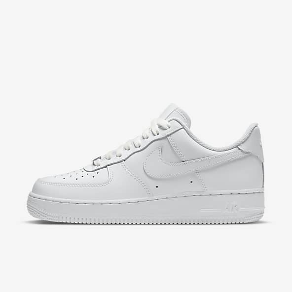 air force 1 alte donna bianche