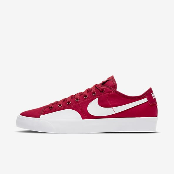 Rouge Chaussures. Nike FR