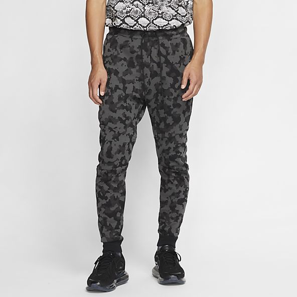Nike Sportswear Tech Fleece Men S Printed Joggers Nike Com