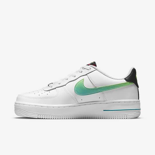 air force 1 baffo verde