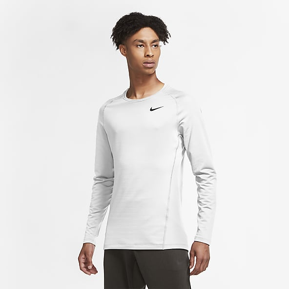 Functional Shirt Perfect for Sports Running Shirt with Thumb Holes Gregster Pro Long Sleeve Men/'s Compression Shirt