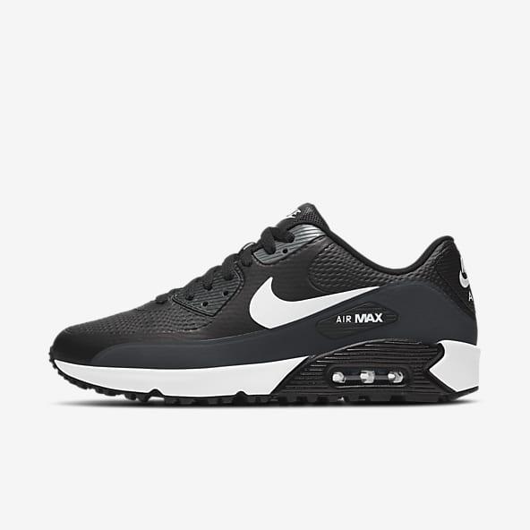Black Air Max 90 Shoes. Nike CA