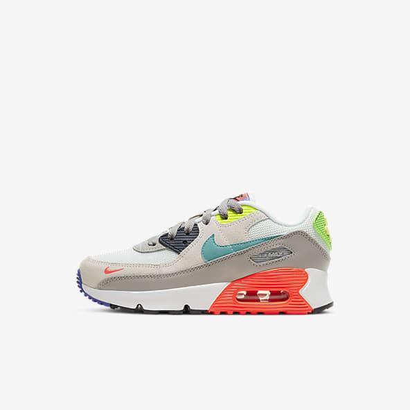 Boys' Nike Air Max 90 Shoes. Nike SI