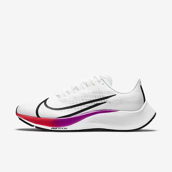 White Running Shoes. Nike SG