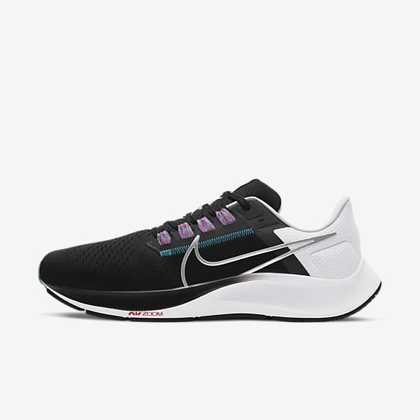 Hommes Noir Nike React Chaussures. Nike CA