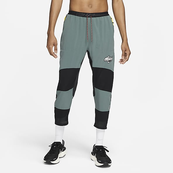 Hombre Running Pants Y Tights Nike Mx