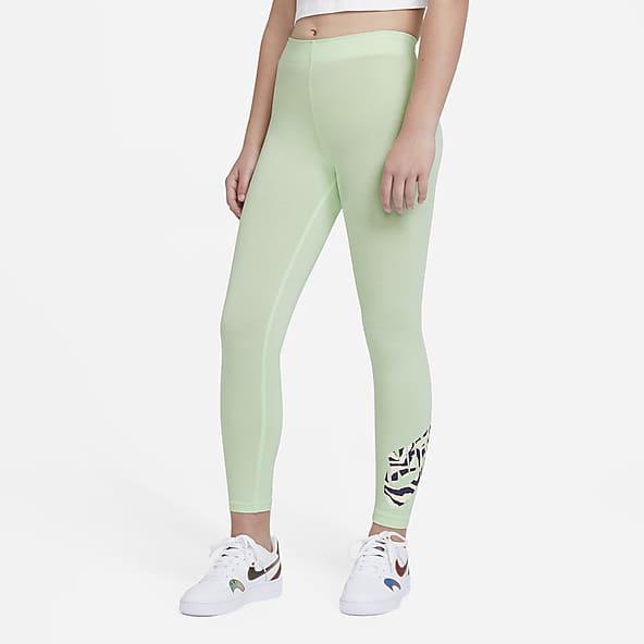 Ninas Pantalones Y Mallas Nike Us