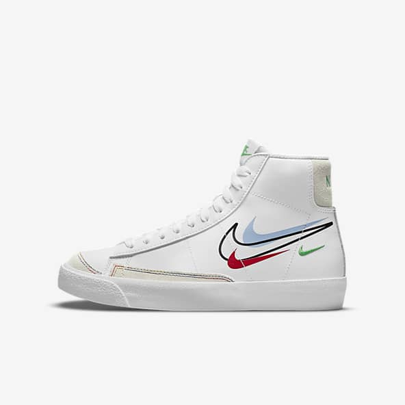 Nike Blazer. Nike LU