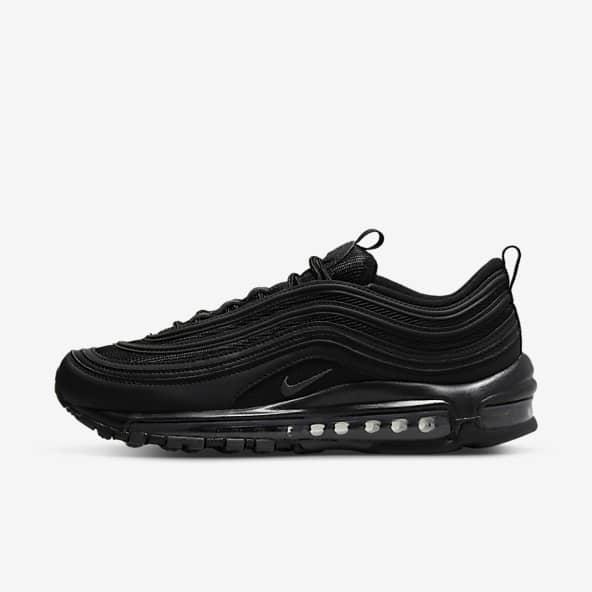 Black Air Max 97 Shoes. Nike.com