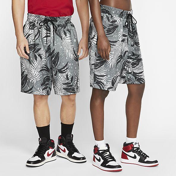 Mujer Jordan Negro Pantalones Cortos Nike Es