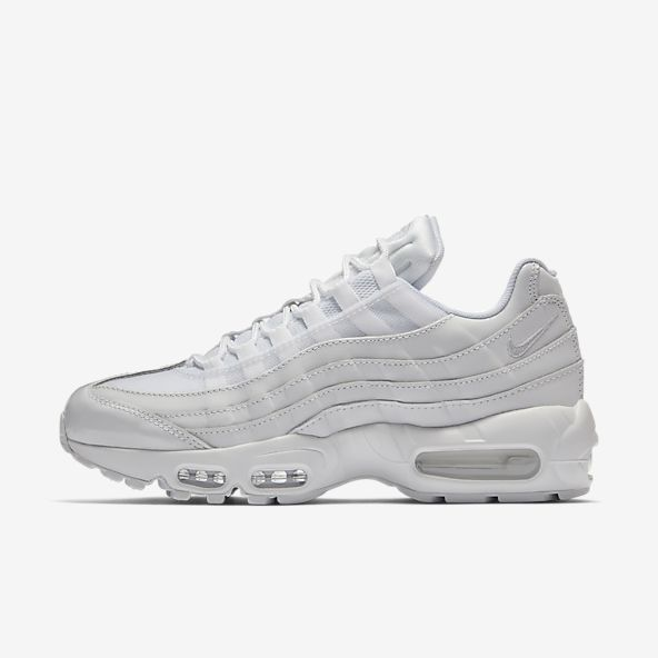 chaussures blanches nike