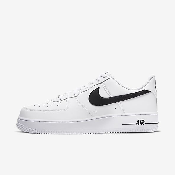 air force 1 bianche nere