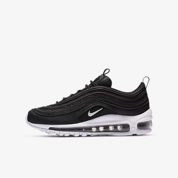 Black Air Max 97 Shoes. Nike CA
