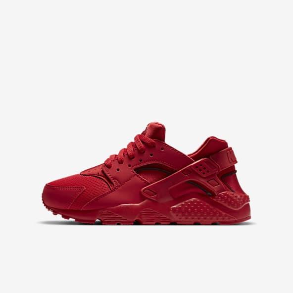 Red Huarache Shoes. Nike.com