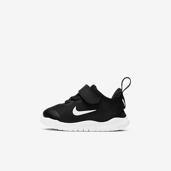 Black Nike Free RN Shoes. Nike.com
