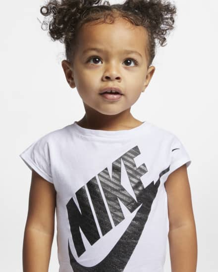 T-shirt para bebé Nike Sportswear