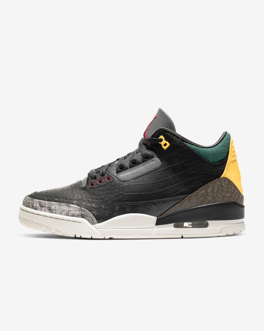 나이키 에어조던3 레트로SE CV3583-003 Nike Air Jordan 3 Retro SE,Black/White/Gorge Green/Black