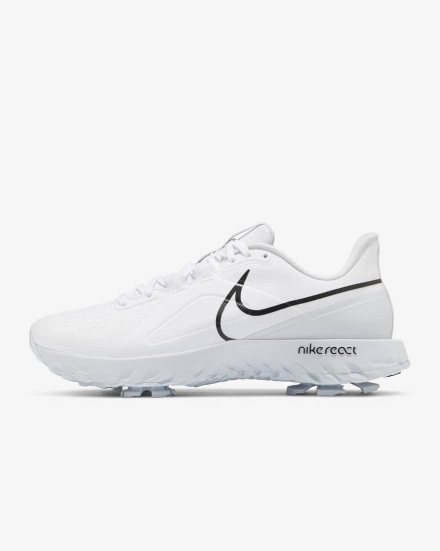나이키 남녀공용 골프화 - 리액트 인피니티 프로 CT6621-105 Nike React Infinity Pro,White/Metallic Platinum/Black