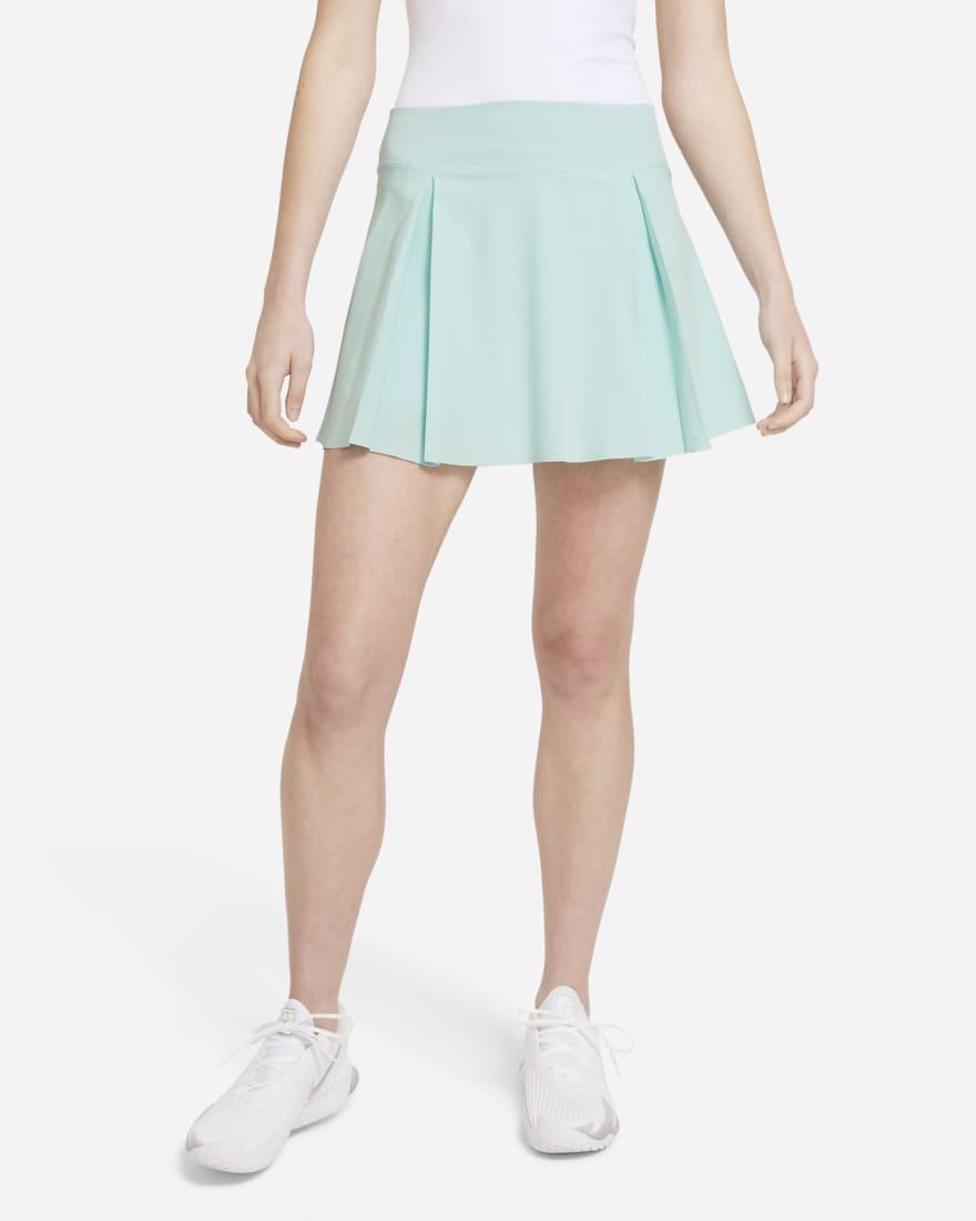 나이키 골프 여성 스커트 Nike Club Skirt,Light Dew/Light Dew