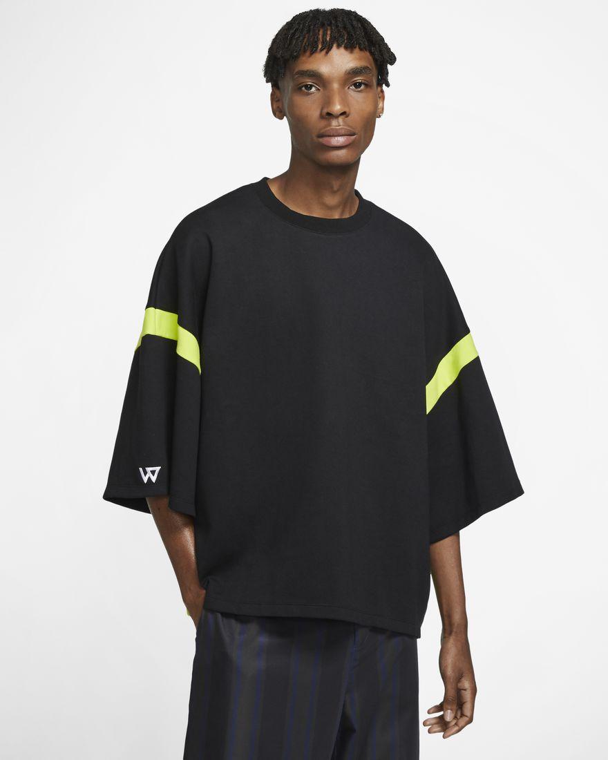 나이키 러셀 웨스트브룩 X 오프닝 세레머니 오버사이즈 티셔츠 C22002-001 Nike Russell Westbrook x Opening Ceremony,Black