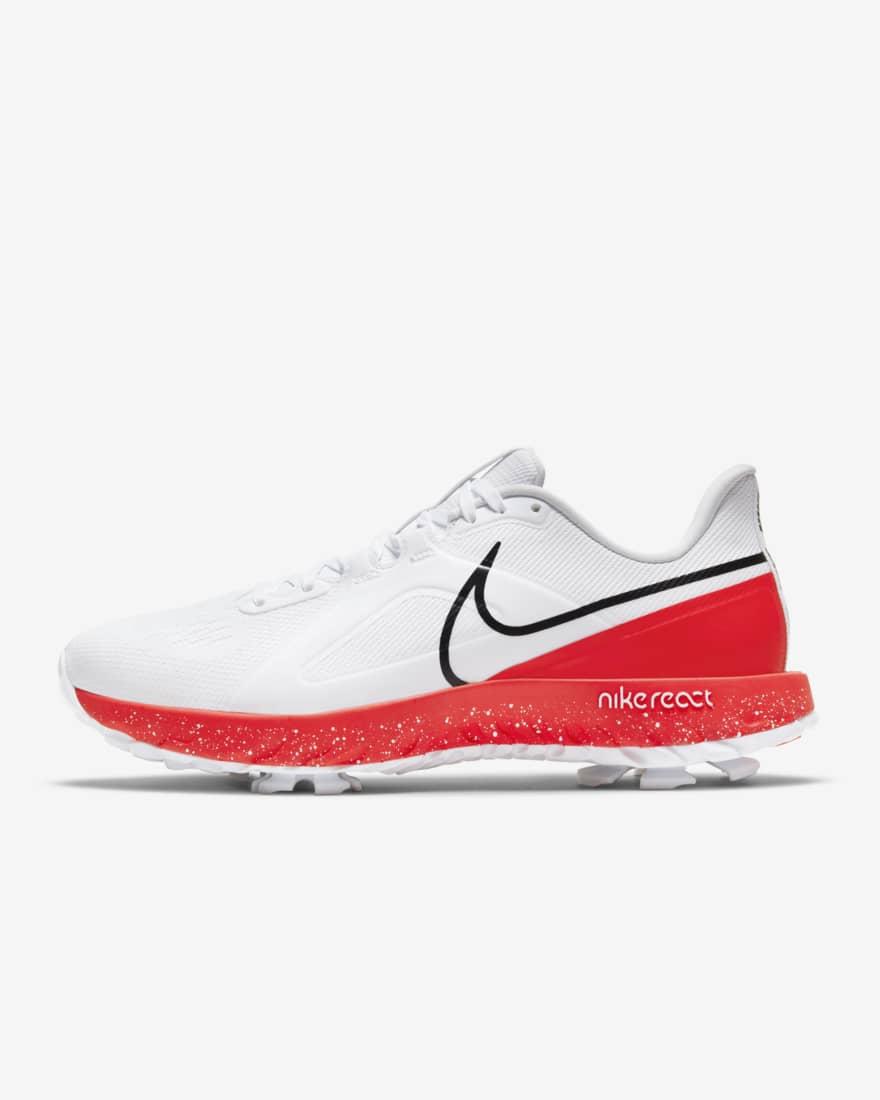 나이키 남녀공용 골프화 - 리액트 인피니티 프로 CT6620-106 Nike React Infinity Pro,White/Infrared 23/Black