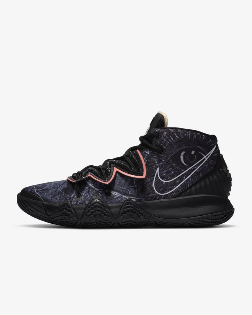 나이키 카이브리드 S2 CQ9323-001 - Nike Kybrid S2,Black/Atomic Pink/Black