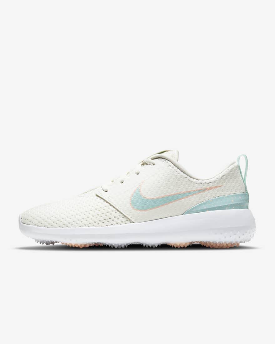 나이키 여성 골프화 로쉐G CD6066-108 Nike Roshe G,Sail/Crimson Tint/White/Light Dew