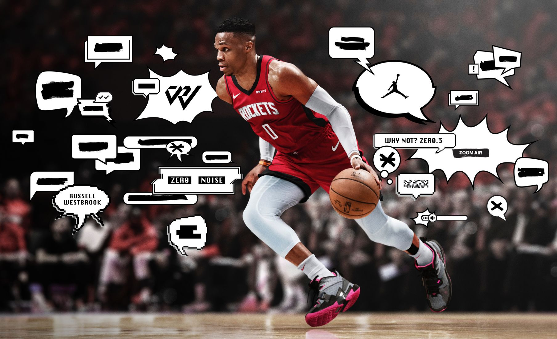 Jordan Merket. Nike NO