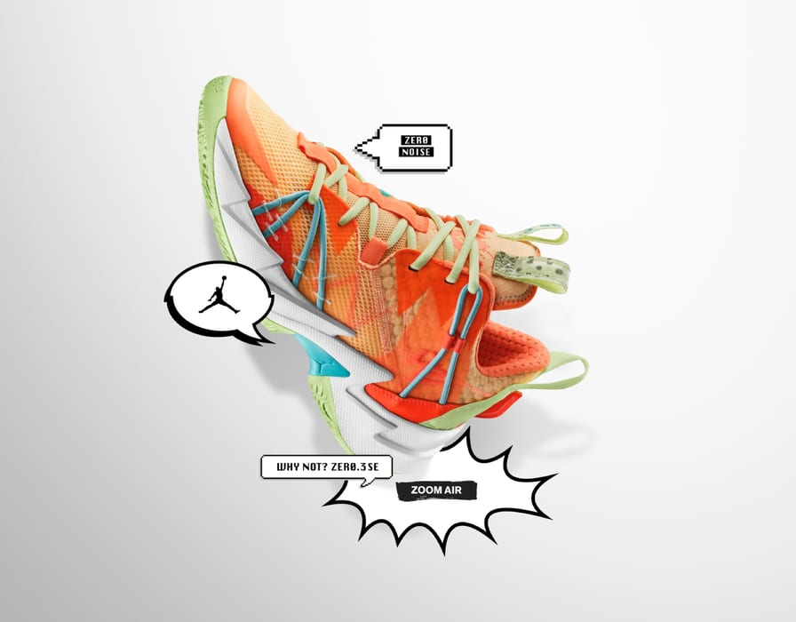 Jordan Brand. Nike SE