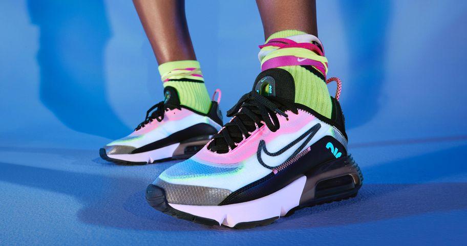 Tênis Nike Air Max 90 Supreme Preto Shopp13