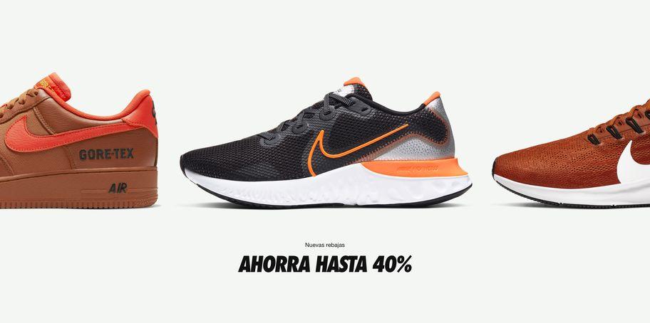 Códigos Promociones y Cupones Oficiales de Nike. Nike