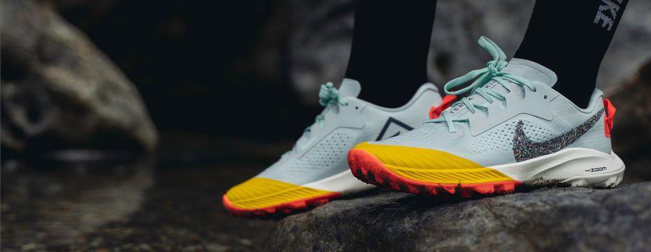 Sapatilhas Nike Zoom Freak 1 Homem Outdoor Sports Baskertball pretas